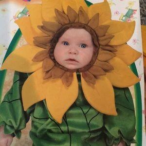 Baby Sunflower Costume
